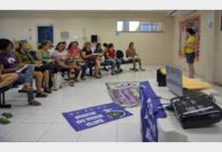 Feminismo como prática: Comitê da Marcha em Fortaleza realiza atividades de formação e de arrecadação de recursos para participar do Encontro da Marcha