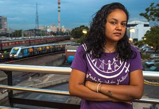 Atacadas nos vagões  – violência sexual no transporte público
