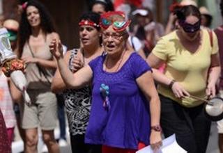 Mulheres em Luta, batalha sem fim (turismo sexual)