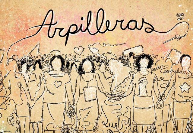 """Projeto """"Arpilleras: mulheres bordando a resistência"""" chega em reta final de campanha"""