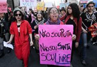 A Marcha das Vadias e a Mercantilização do corpo e vida das mulheres