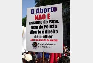 NOTA PÚBLICA: O ABORTO NÃO DEVE SER CRIME!