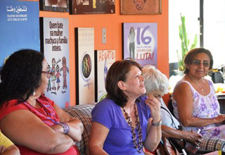 Pernambuco e São Paulo já se preparam para o Encontro Internacional da Marcha Mundial das Mulheres, em agosto