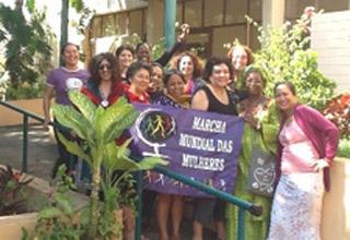 Comitê Internacional da Marcha Mundial das Mulheres se reúne em Moçambique para planejar seu 9º Encontro Internacional