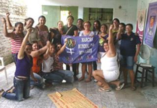 Ceará rumo ao 9º Encontro da Marcha Mundial das Mulheres