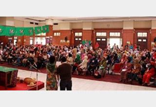 Marcha Mundial das Mulheres participa da VI Conferência Internacional da Via Campesina e da IV Assembleia Internacional de Mulheres, na Indonésia