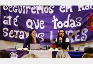 Rio Grande do Sul e Santa Catarina mobilizados: todas rumo ao 9º Encontro Internacional da Marcha Mundial das Mulheres