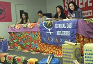 Pernambuco realiza Plenária Estadual e festa solidária em preparação para o Encontro Internacional da Marcha Mundial das Mulheres