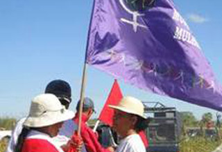 MST e agricultores(as) de Apodi ocupam terras do Perímetro Irrigado na Chapada