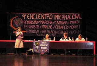 Encontro Internacional da MMM discute trajetória do feminismo na América Latina