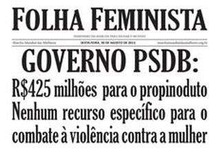Audiência devolutiva sobre a CPMI da violência contra a mulher em São Paulo