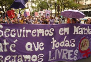 Carta da Marcha Mundial das Mulheres para o 8 de março: Feminismo em Marcha Para Mudar o Mundo