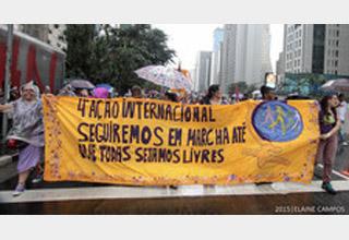 8 de março de 2015: as mulheres seguem em marcha