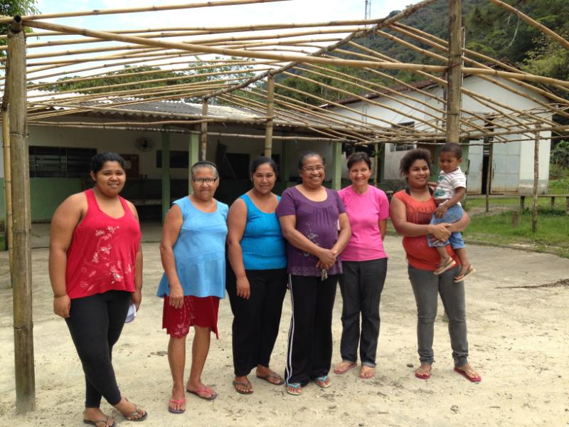 Mulheres rurais do Vale do Ribeira se preparam para oficinas e uso de agenda agroecológica