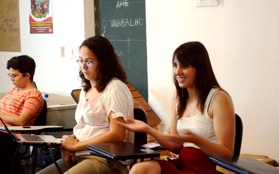 Oficina feminista de segurança na web reúne mulheres das 5 regiões do Brasil