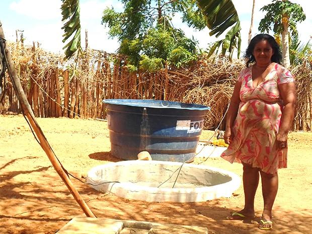 Centro Feminista 8 de Março ganha prêmio por projeto de reaproveitamento de água no semiárido