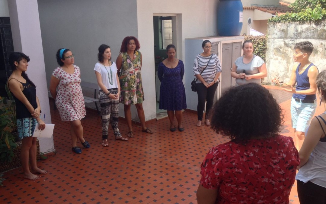 """As mina na fita"" capacita mulheres na produção audiovisual"