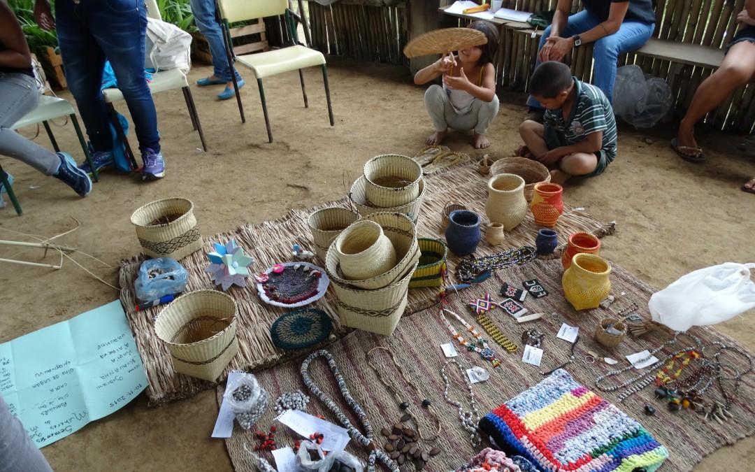 Intercâmbio de saberes reúne mulheres quilombolas e indígenas no Vale do Ribeira