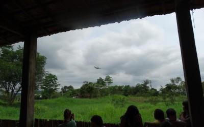 Indígenas Takuari, do Vale do Ribeira, debatem os impactos dos agrotóxicos