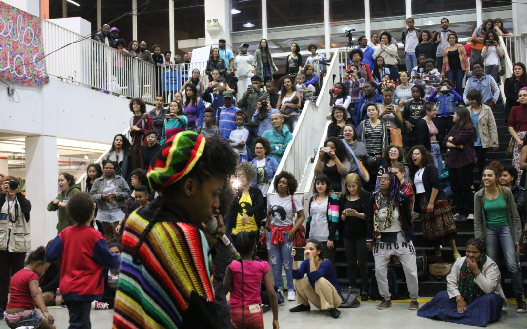 Virada Feminista reflete as resistências das mulheres de São Paulo