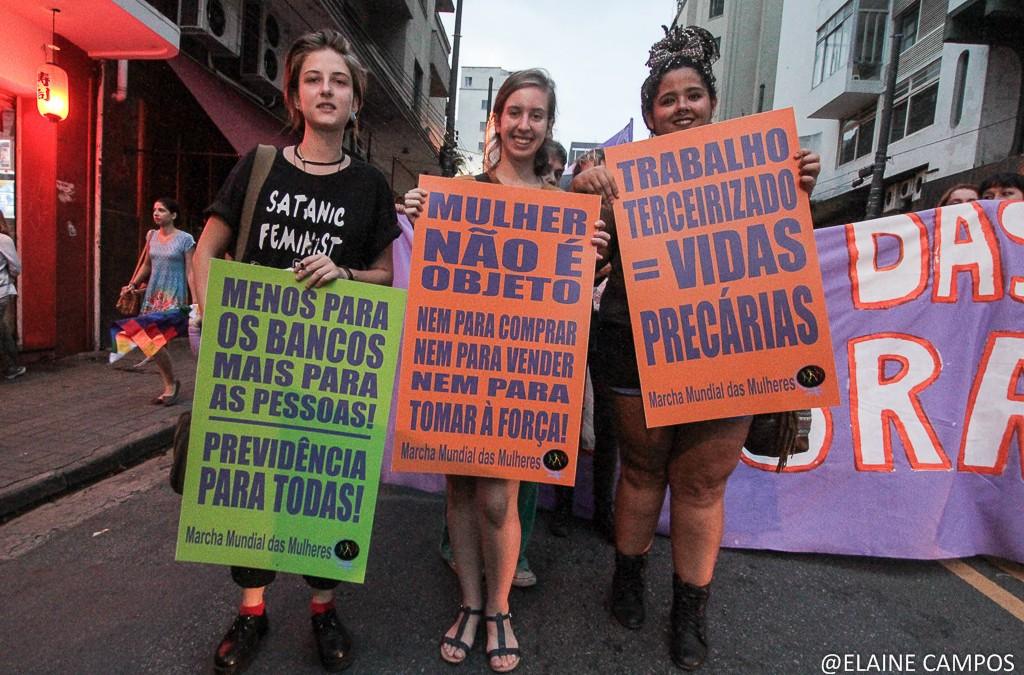 Apontamentos feministas para barrar a Reforma da Previdência