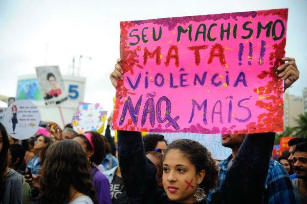 O feminicídio e a luta contra o machismo na agenda política