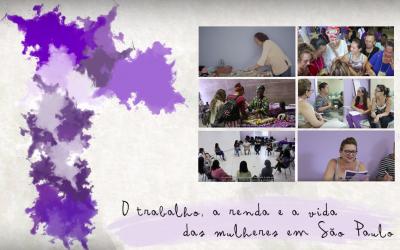 SOF lança na web vídeos sobre feminismo e economia solidária em São Paulo