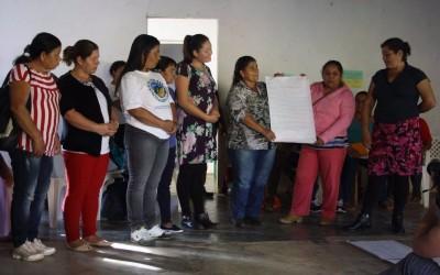 Encontro de formação reúne agricultoras e grupos de consumo na Barra do Turvo