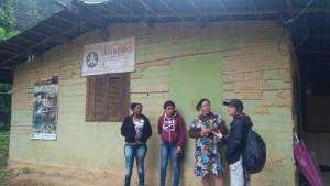 Mulheres do Vale do Ribeira participam de intercâmbio em Ubatuba