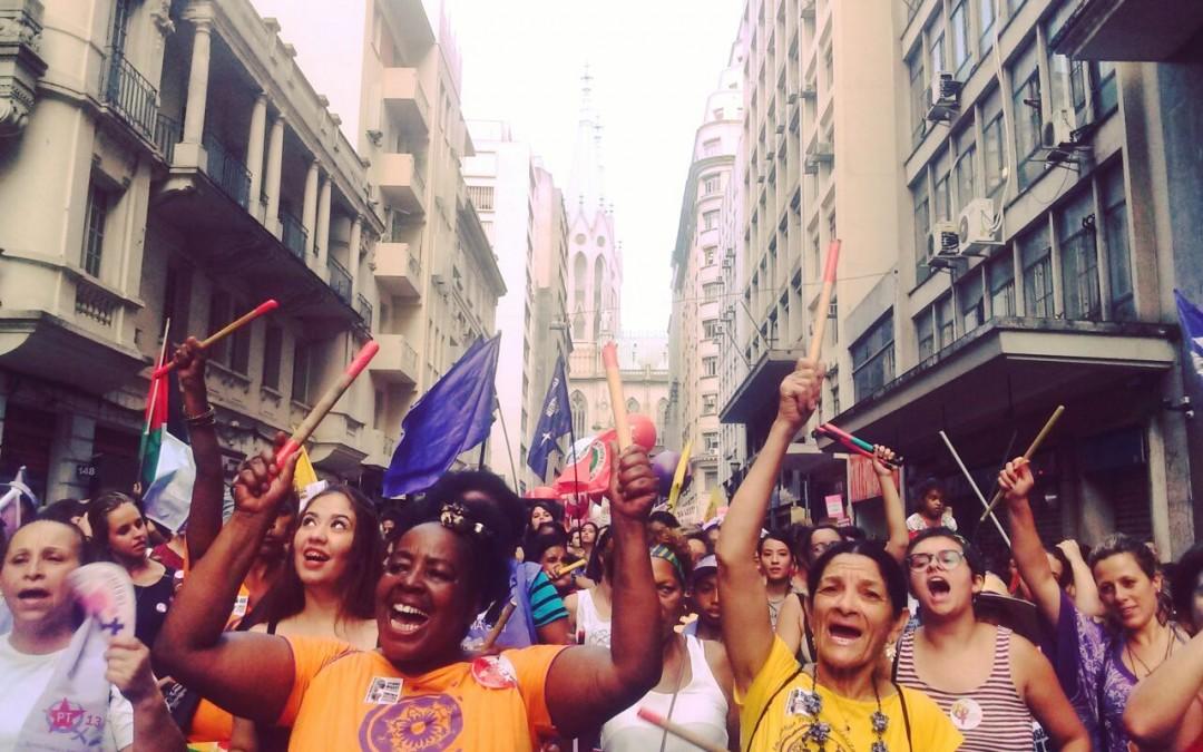 SOF e MMM realizam seminário Feminismo contra o neoliberalismo: nossas resistências, análises e propostas