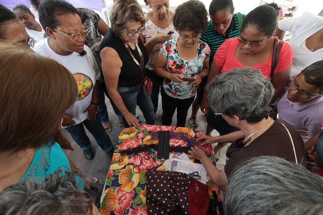 02/12: Feira de economia solidária e feminista terá oficinas e artesanatos no Butantã