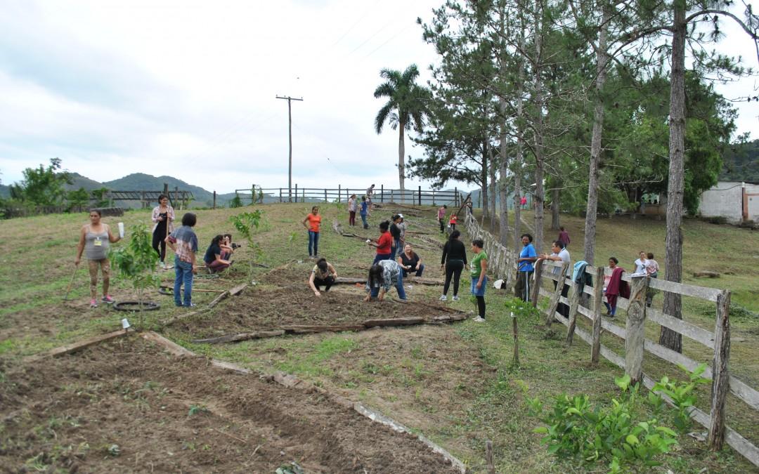 Mulheres do Vale do Ribeira participam de formação sobre economia feminista e agroecologia
