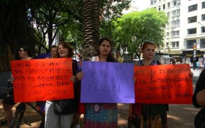 Feministas intensificam luta contra a ofensiva conservadora e neoliberal