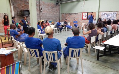 Encontro reúne agricultoras do Vale do Ribeira e catadores de recicláveis em São Paulo