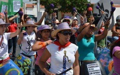 Dossiê Mulheres em marcha pela água e os bens comuns!