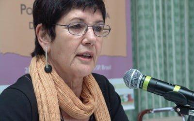Economista feminista Cristina Carrasco dará aula pública em São Paulo