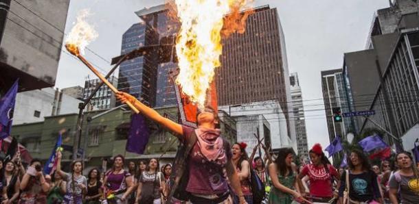 8 de março de 2018: a urgência do feminismo anticapitalista