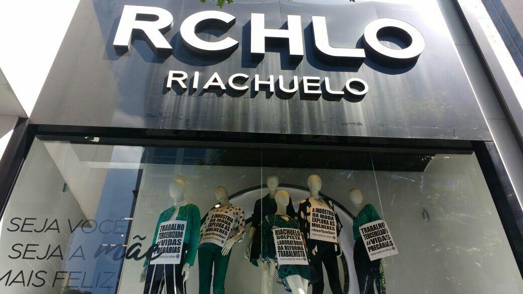 24/04: Marcha Mundial das Mulheres denuncia trabalho precário por todo o Brasil
