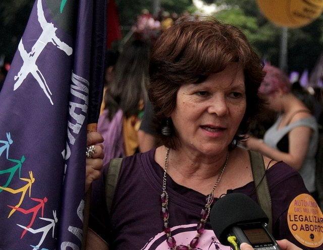 """Sônia Coelho: """"O neoliberalismo precariza o trabalho das mulheres"""""""