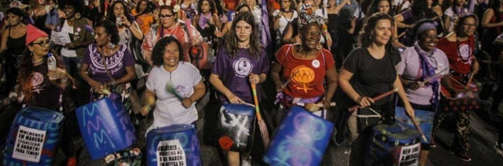 'Aborto tem sido discutido mais abertamente', diz militante da Marcha Mundial das Mulheres