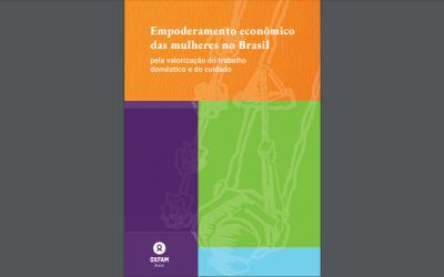 Empoderamento econômico das mulheres no Brasil pela valorização do trabalho doméstico e do cuidado