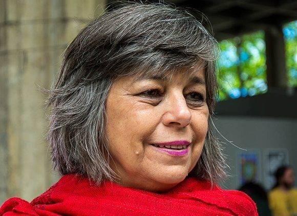 Nalú Faria: Luchar contra la violencia nos va a salvar, a nosotras y a nuestros pueblos