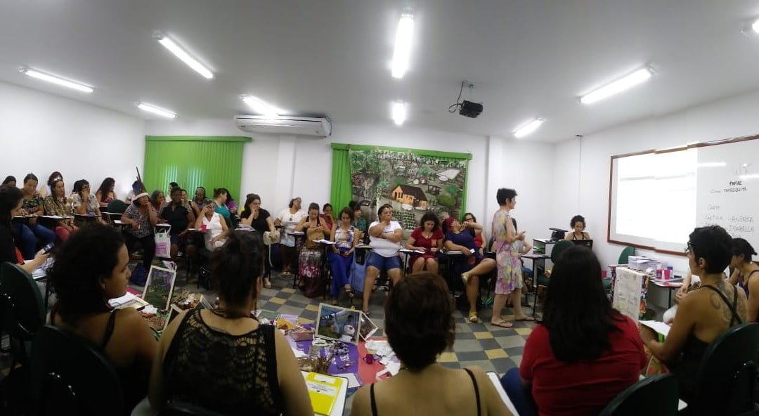 Mulheres se reúnem em Recife para Seminário Nacional sobre cadernetas agroecológicas