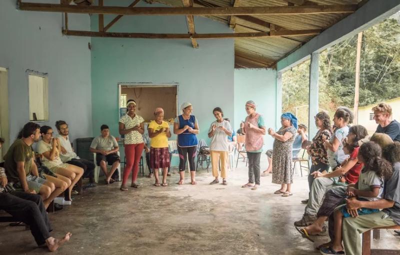 Barra do Turvo sedia intercâmbio com grupos de consumo responsável