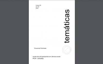 Está disponível dossiê temático sobre economia feminista (UNICAMP)