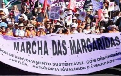 Mulheres lançam chamado à Marcha das Margaridas em São Paulo, Registro e Campinas