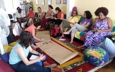 Na SOF: Marcha Mundial organizou formação feminista sobre a conjuntura