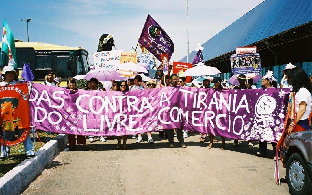 Seminário trará ativistas internacionais para discutir resistência feminista
