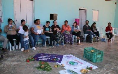 Oficina sobre economia verde reúne organizações e movimentos no Vale do Ribeira