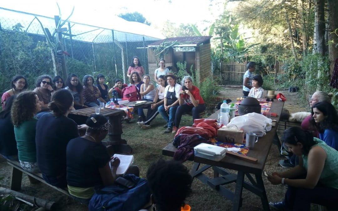 Rede de Agricultoras Paulistanas se reúne em Parelheiros